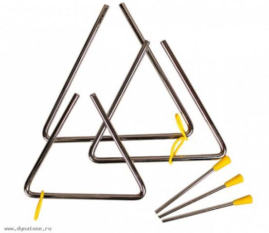 музыкальный треуголник